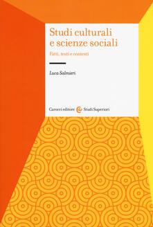 Steamcon.it Studi culturali e scienze sociali. Fatti, testi e contesti Image
