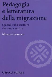 Listadelpopolo.it Pedagogia e letteratura della migrazione. Sguardi sulla scrittura che cura e resiste Image