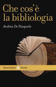 Associazionelabirinto.it Che cos'è la bibliologia Image