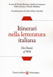 Rallydeicolliscaligeri.it Itinerari nella letteratura italiana. Da Dante al web Image