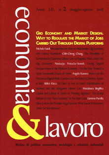 Radiospeed.it Economia & lavoro (2018). Vol. 2 Image