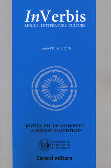 Inverbis. Lingue letterature culture (2018). Vol. 2.pdf