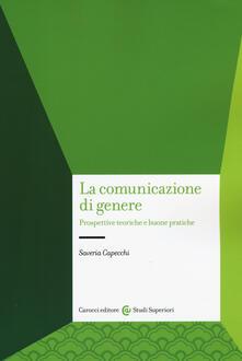 Lpgcsostenible.es La comunicazione di genere. Prospettive teoriche e buone pratiche Image