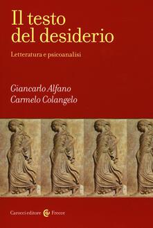 Il testo del desiderio. Letteratura e psicoanalisi.pdf