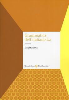 Winniearcher.com Grammatica dell'italiano L2 Image