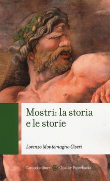 Writersfactory.it Mostri: la storia e le storie Image