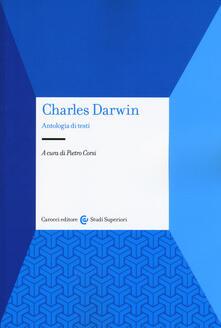 Charles Darwin. Antologia di testi.pdf
