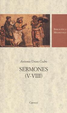 Criticalwinenotav.it Sermones (V-VIII). Testo latino a fronte Image