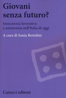 Equilibrifestival.it Giovani senza futuro? Insicurezza lavorativa e autonomia nell'Italia di oggi Image