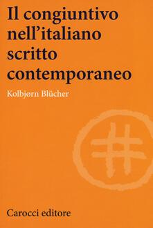 Winniearcher.com Il congiuntivo nell'italiano scritto contemporaneo Image