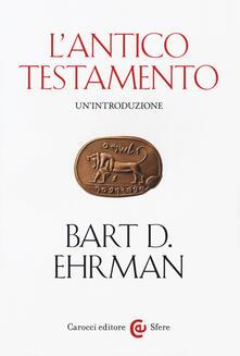 Criticalwinenotav.it L' Antico Testamento. Un'introduzione Image
