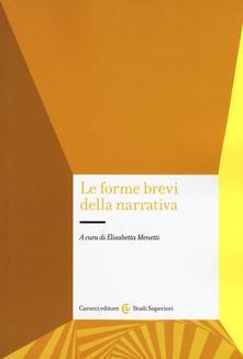 Le forme brevi della narrativa.pdf