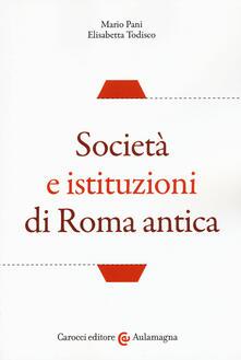 Società e istituzioni di Roma antica.pdf