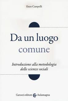 Voluntariadobaleares2014.es Da un luogo comune. Introduzione alla metodologia delle scienze sociali Image