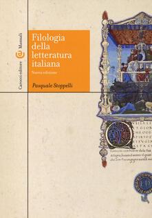 Festivalpatudocanario.es Filologia della letteratura Italiana Image