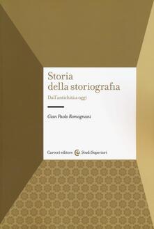 Voluntariadobaleares2014.es Storia della storiografia. Dall'antichità a oggi Image