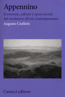 Antondemarirreguera.es Appennino. Economie, culture e spazi sociali dal Medioevo all'età contemporanea Image