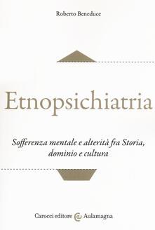Antondemarirreguera.es Etnopsichiatria. Sofferenza mentale e alterità fra storia, dominio e cultura Image