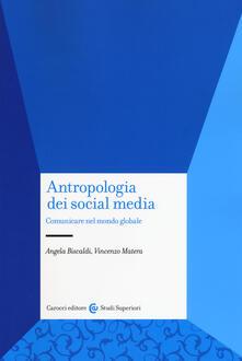 Ilmeglio-delweb.it Antropologia dei social media. Comunicare nel mondo globale Image