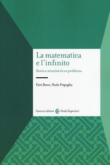 Ipabsantonioabatetrino.it La matematica e l'infinito. Storia e attualità di un problema Image