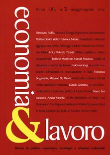 Amatigota.it Economia & lavoro (2019). Vol. 2: Maggio-Agosto. Image