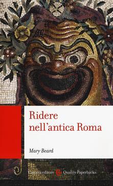 Premioquesti.it Ridere nell'antica Roma Image