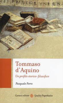 Antondemarirreguera.es Tommaso d'Aquino. Un profilo storico-filosofico Image