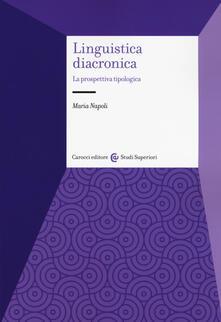 Criticalwinenotav.it Linguistica diacronica. La prospettiva tipologica Image