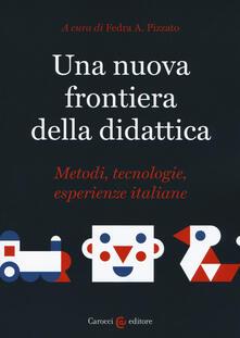 Osteriacasadimare.it Una nuova frontiera della didattica. Metodi, tecnologie, esperienze italiane Image