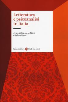 Listadelpopolo.it Letteratura e psicoanalisi in Italia Image