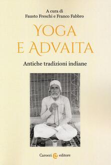 Ristorantezintonio.it Yoga e Advaita. Antiche tradizioni indiane Image