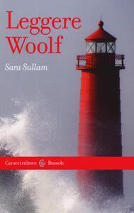 Libro Leggere Woolf Sara Sullam