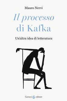 Grandtoureventi.it «Il processo» di Kafka. Un'altra idea di letteratura Image