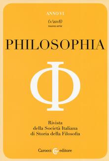 Listadelpopolo.it Philosophia (2018). Vol. 1 Image