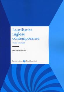 La stilistica inglese contemporanea. Teorie e metodi.pdf