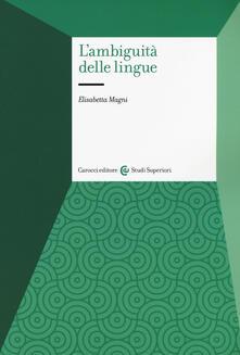 Amatigota.it L' ambiguità delle lingue Image