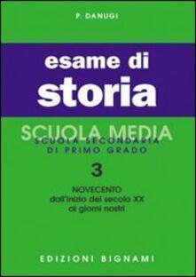 Squillogame.it Esame di storia. Vol. 3: Il Novecento. Image