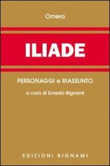 Winniearcher.com Iliade. Riassunto e personaggi dell'opera Image