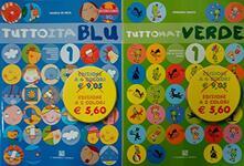 Daddyswing.es Tuttoita. Ediz. blu. Per la Scuola elementare. Vol. 1 Image