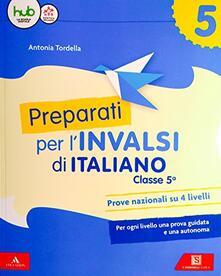 Warholgenova.it Preparati alle prove INVALSI. Italiano. Per la Scuola elementare. Con Contenuto digitale per download e accesso on line. Vol. 2 Image