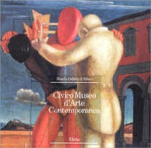 Foto Cover di Il civico museo di arte contemporanea, Libro di  edito da Mondadori Electa