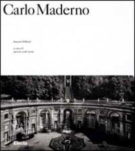 Libro Carlo Maderno Howard Hibbard
