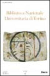 Libro Biblioteca nazionale universitaria di Torino. Guida breve