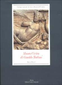 Museo Civico di Gualdo Tadino. Rocca Flea. Vol. 2