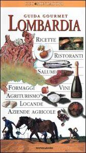 Foto Cover di Lombardia, Libro di  edito da Mondadori