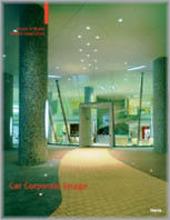 Car Corporate Image. Project in Miami. Studio Iosa Ghini. Ediz. italiana e inglese