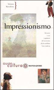 Libro Impressionismo Simona Bartolena