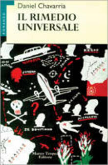 Parcoarenas.it Il rimedio universale Image