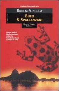 Libro Bufo & Spallanzani Rubem Fonseca