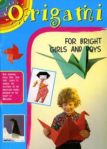Origami. Ediz. inglese.pdf